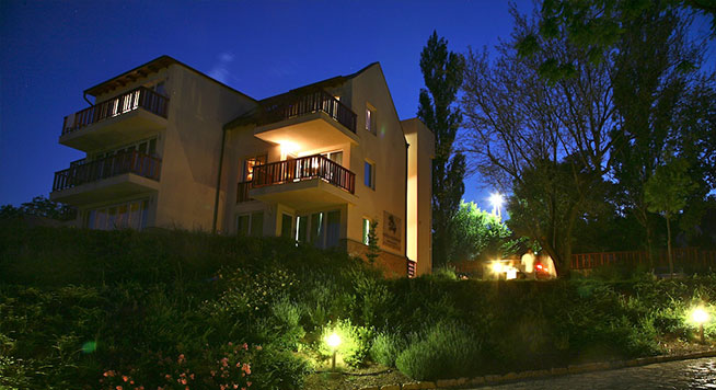 Tihany Hungary ECHO RESIDENCE SUITE HOTEL